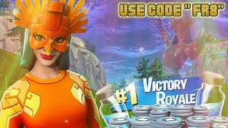 "JUST BOTTING IT UP PLAYING A FEW MATCHES! ""FORTNITE BATTLE ROYALE"" (LIVE PS4 STREAM)"