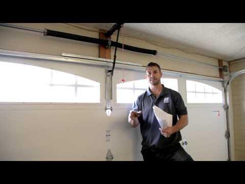 Why Garage Door Springs Break