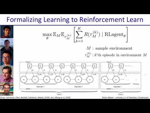 Pieter Abbeel: Deep Learning for Robotics (NIPS 2017 Keynote)