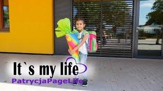 EINSCHULUNG VON DER IZEL - It's my life #709 | PatrycjaPageLife
