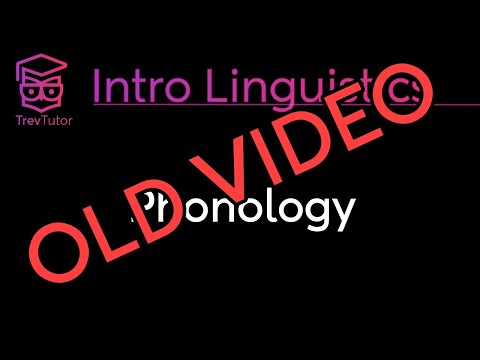 [Introduction to Linguistics] Minimal Pairs, Phonemes, Allophones