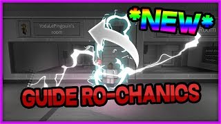 Ro-Chanics | *NEW* Guide for the Game ! | Roblox