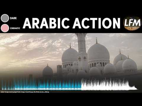 Arabic Action Theme Background Instrumental  Royalty Free Music