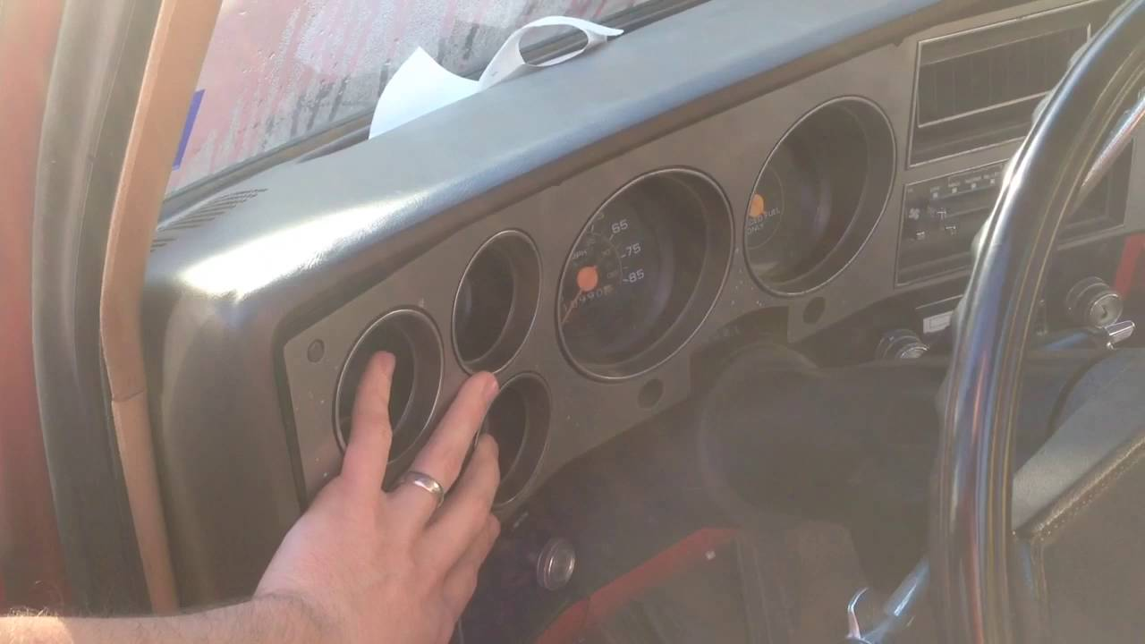 1987 chevy silverado speaker size [ 1280 x 720 Pixel ]