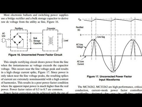 EEVblog #273 - Power Factor Correction with the MC34262