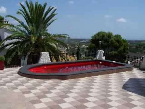 Piscinas cano como elevar una piscina youtube for Construccion de piscinas de obra elevadas