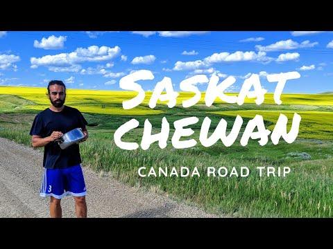 Canada Road Trip Best Things To Do In Saskatchewan