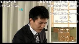 プロ棋士による「囲碁対将棋」がニコニコ超会議2にて行われました。 中...
