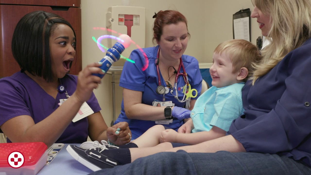 child emergency specialists certified