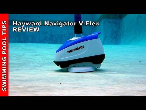 Navigator® V-Flex™ - Hayward Suction Side Automatic Cleaner Review
