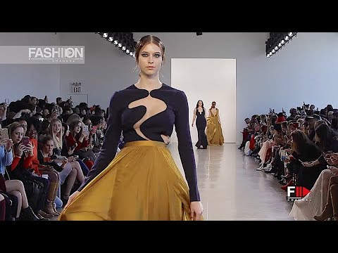 LEANNE MARSHALL Fall 2018/2019 New York - Fashion Channel