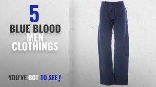Top 10 Blue Blood Men Clothings [ Winter 2018 ]: Blue Blood Men