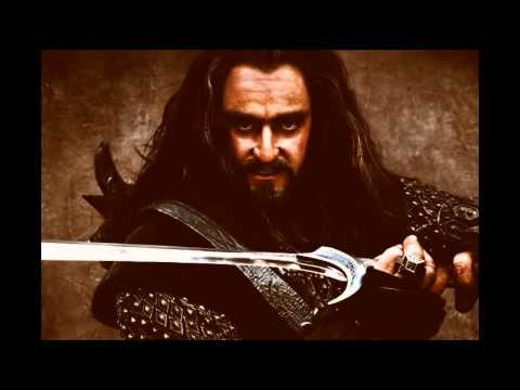 Song of the Misty Mountain - Thorin's Ballad.