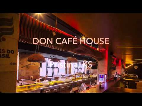 Don Cafe House, Pristina, KS