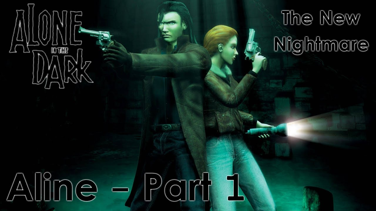 Alone In The Dark The New Nightmare Walkthrough Aline Part 1 Of 2