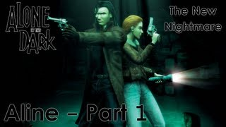 Alone in the Dark: The New Nightmare Walkthrough Aline Part 1 of 2 (PSX)