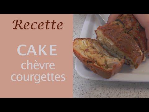 recette---cake-chèvre-courgettes