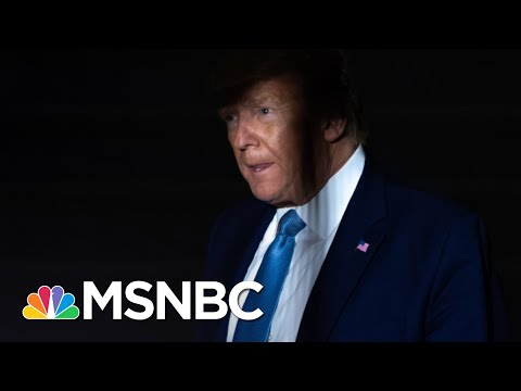 Rucker: White House Staff Don't Know What Trump Will Do Next   The 11th Hour   MSNBC