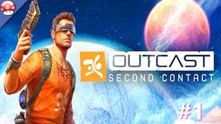 OUTCAST SECOND CONTACT Gameplay Walkthrough Part 1 No Commentary (PC)