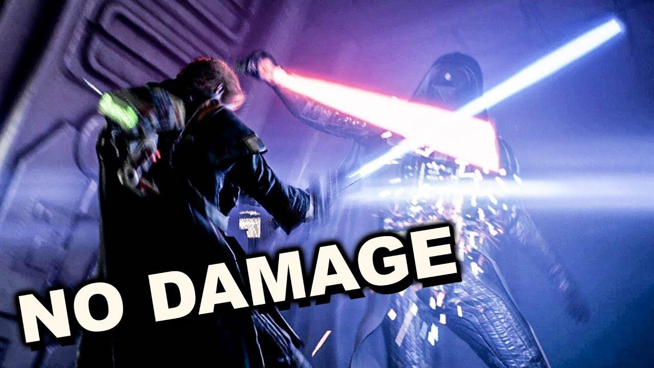 """Download Star Wars Jedi Fallen Order (No Damage) - All Bosses """"Jedi Grand Master"""""""