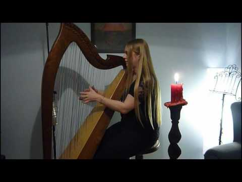 Tale as Old as Time from Beauty and the Beast (Harp Cover) Nottingham Wedding Harpist