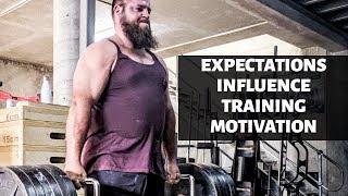 Expectations Influence Training Motivation
