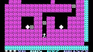 Mark Plays... Boulderdash (IBM-PC/MS-DOS)(CGA)(1984)