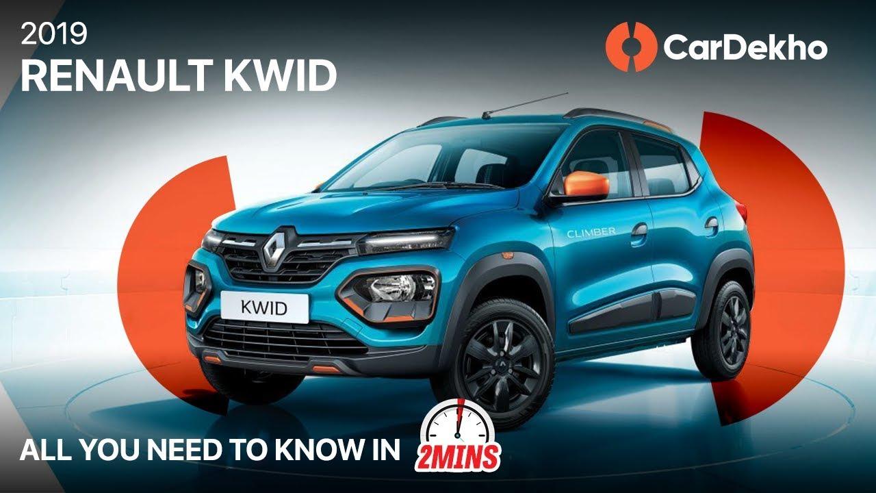 Renault kwid facelift