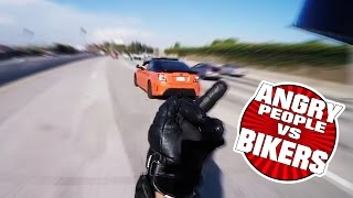 angry people vs bikers the best compilation 2016 16 world comedy