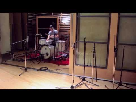 José James - Trouble (Drum Cover) METROPOLIS STUDIO