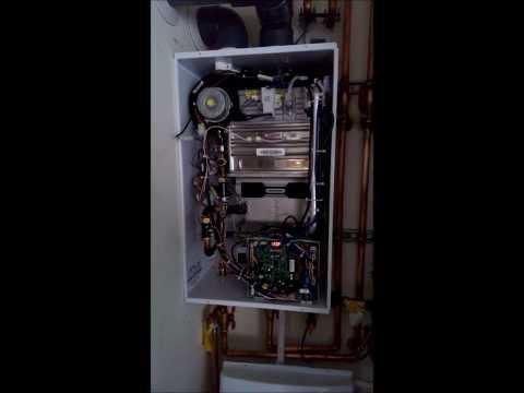 Navien Npe Tankless Water Heater Programing Setup Doovi