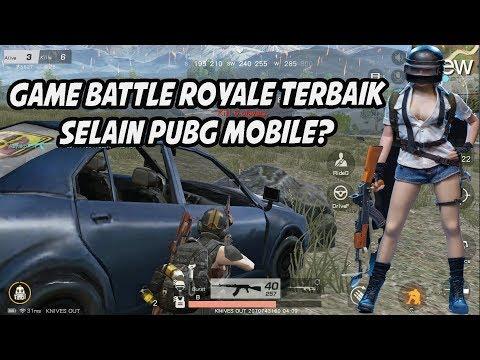 Game Battle Royale Terbaik di Mobile Selain PUBG Mobile? (Android/iOS/PC)