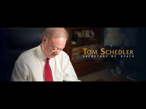 Tom Schedler Interview March 13, 2017