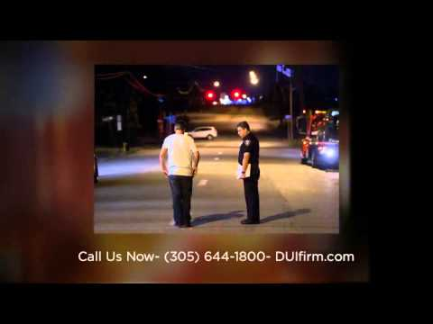 Arrested for DUI in Miami? See DUI Defense Attorney Albert Quirantes Call 305-644-1800