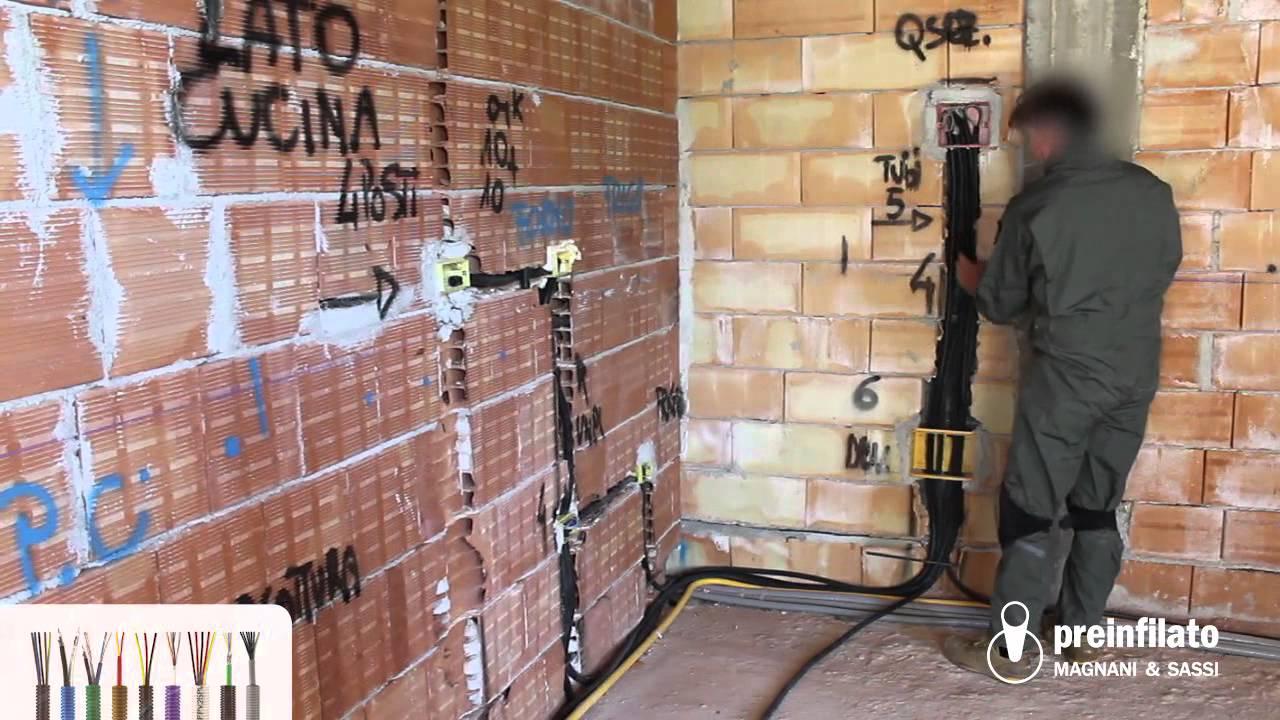 Rifare Impianto Idraulico Casa preinfilato.it - impianto cucina