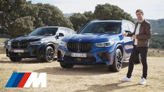 BMW X5 M And BMW X6 M All You Need To Know F95 F96 2020