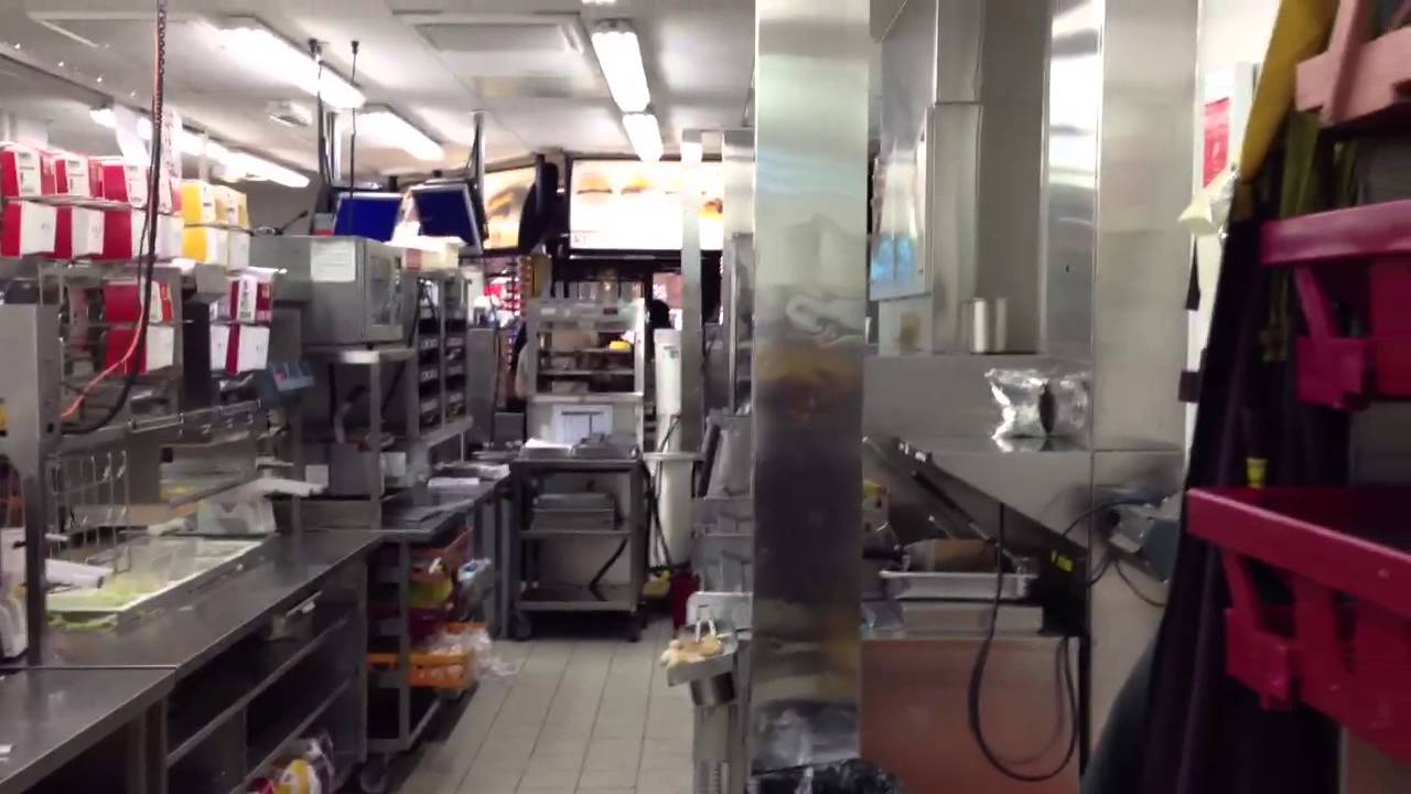 Mcdonald 39 S Kitchen Youtube