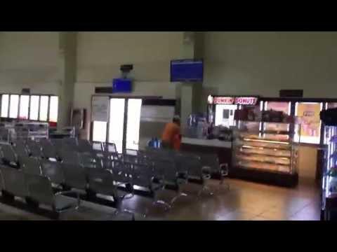Sea port Cebu terminal Philippines