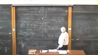 Cosmology, George Ellis | Lecture 1 Part 3