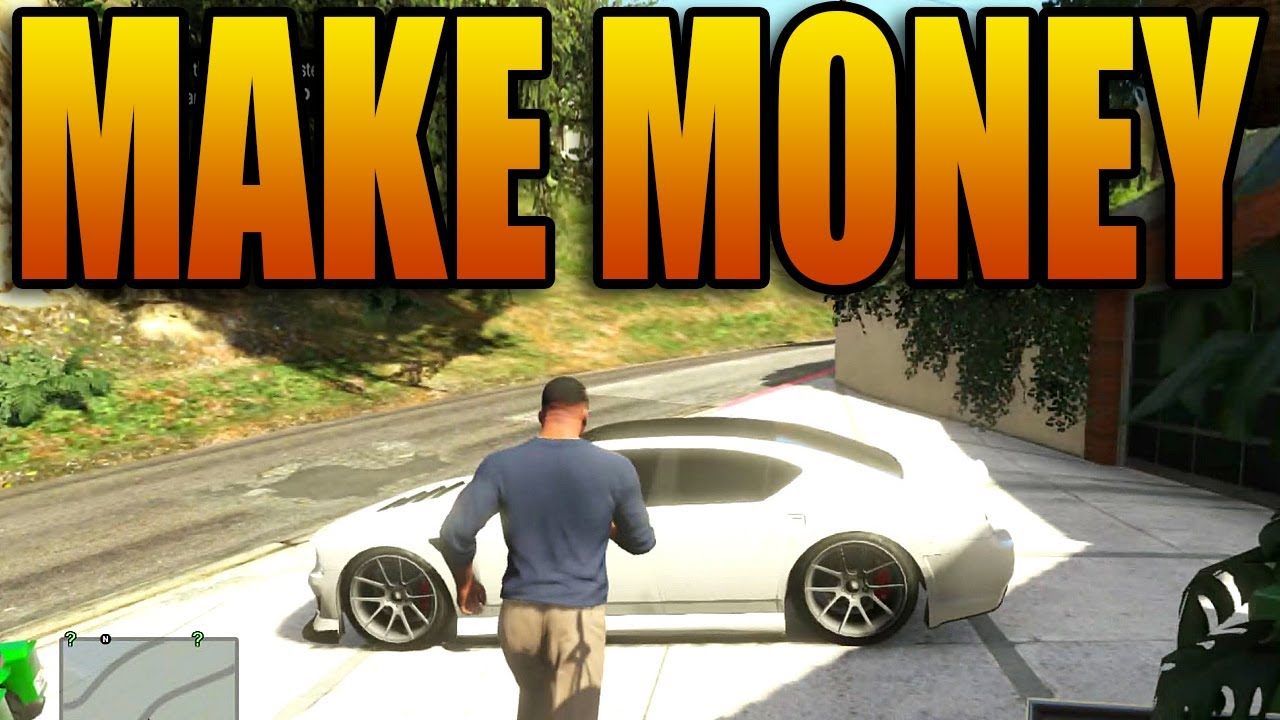 how to make a ton of money in grand theft auto v not lester missions gta v singleplayer youtube
