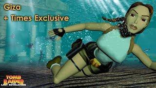 Tomb Raider IV: The Last Revelation Walkthrough - Giza + Bonus [All Secrets][Widescreen][PC]