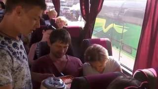 видео Билеты на автобус Житомир - Варшава