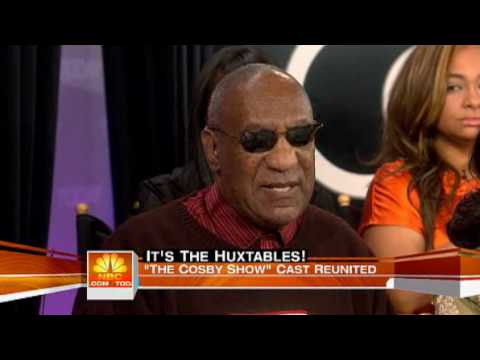 Today  Cosby cast reunites 25 years later 05192009 Part 2
