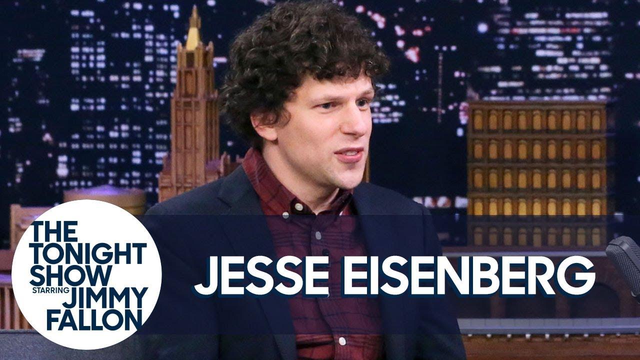 [VIDEO] - Jesse Eisenberg Shows Off His Most Elaborate Halloween Costume 8