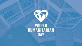 UN Namibia Resident Coordinator a.i. Rachel Odede on World Humanitarian Day 2018