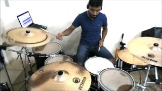 Wolves at the gate - Relief   DRUM COVER (ALEX HALLISON)