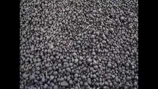 Horizontal Centrifugal Fertilizer Granulator