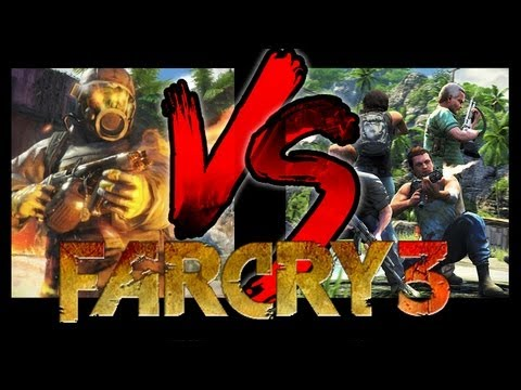 WHY DON'T YOU FARCRY ABOUT IT? (Versus)