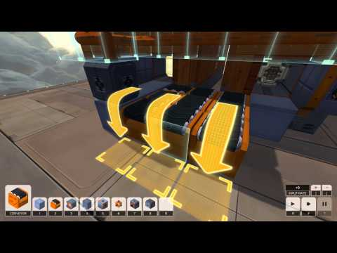 Infinifactory - Part 2 - More Factorying