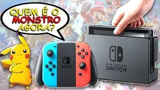 Nintendo Switch Quebrando Records